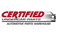 Certified Undercar Parts